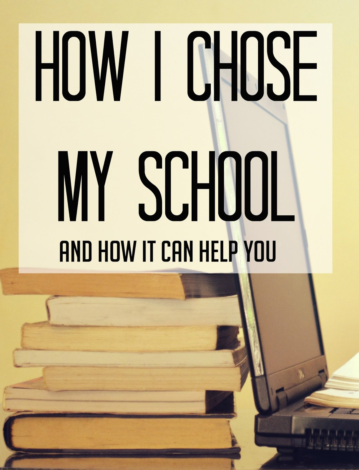 How I Chose My School & How It Can Help You- Seekingthesouthblog.blogspot.com