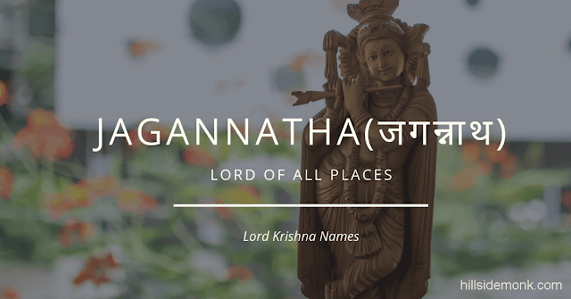 Lord Krishna Names With Meaning 39