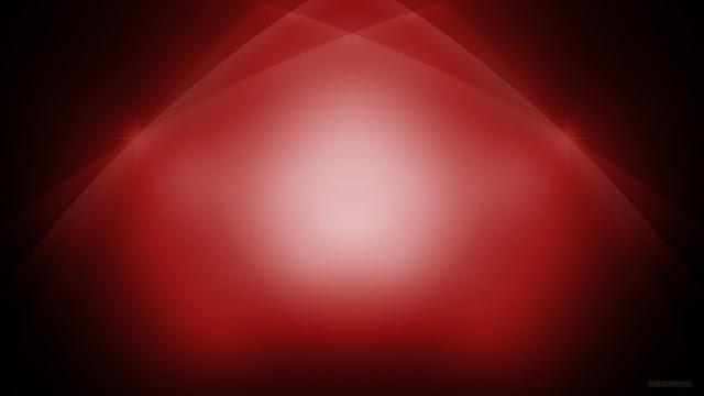 Symmetrische achtergrond in de kleur rood