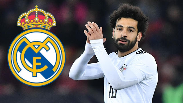 المقاولون يعلن انتقال محمد صلاح الى ريال مدريد