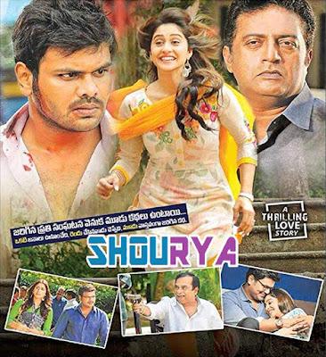 Shourya (2016) Dual Audio [Hindi – Telugu] 720p UNCUT HDRip ESubs – 1.3GB