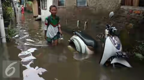 Pemprov DKI Siapkan Ribuan Petugas Guna Atasi Dampak Bencana Banjir Jakarta
