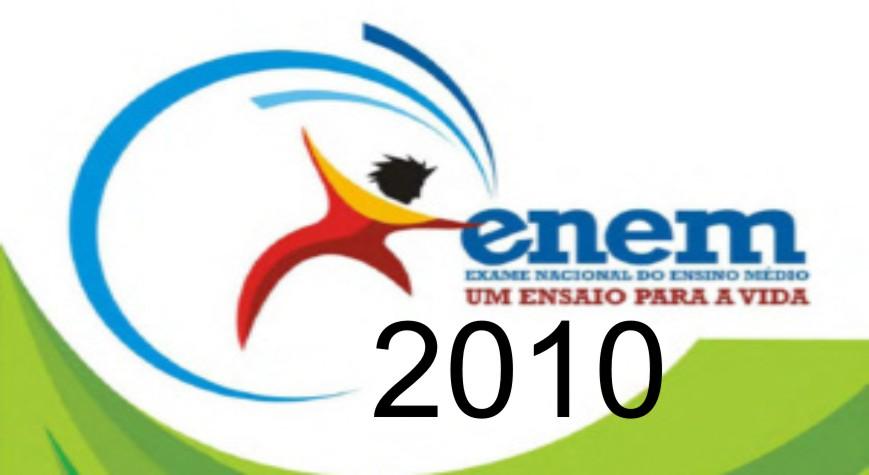 Veja as notas do ENEM 2010 das escolas de Cristalina