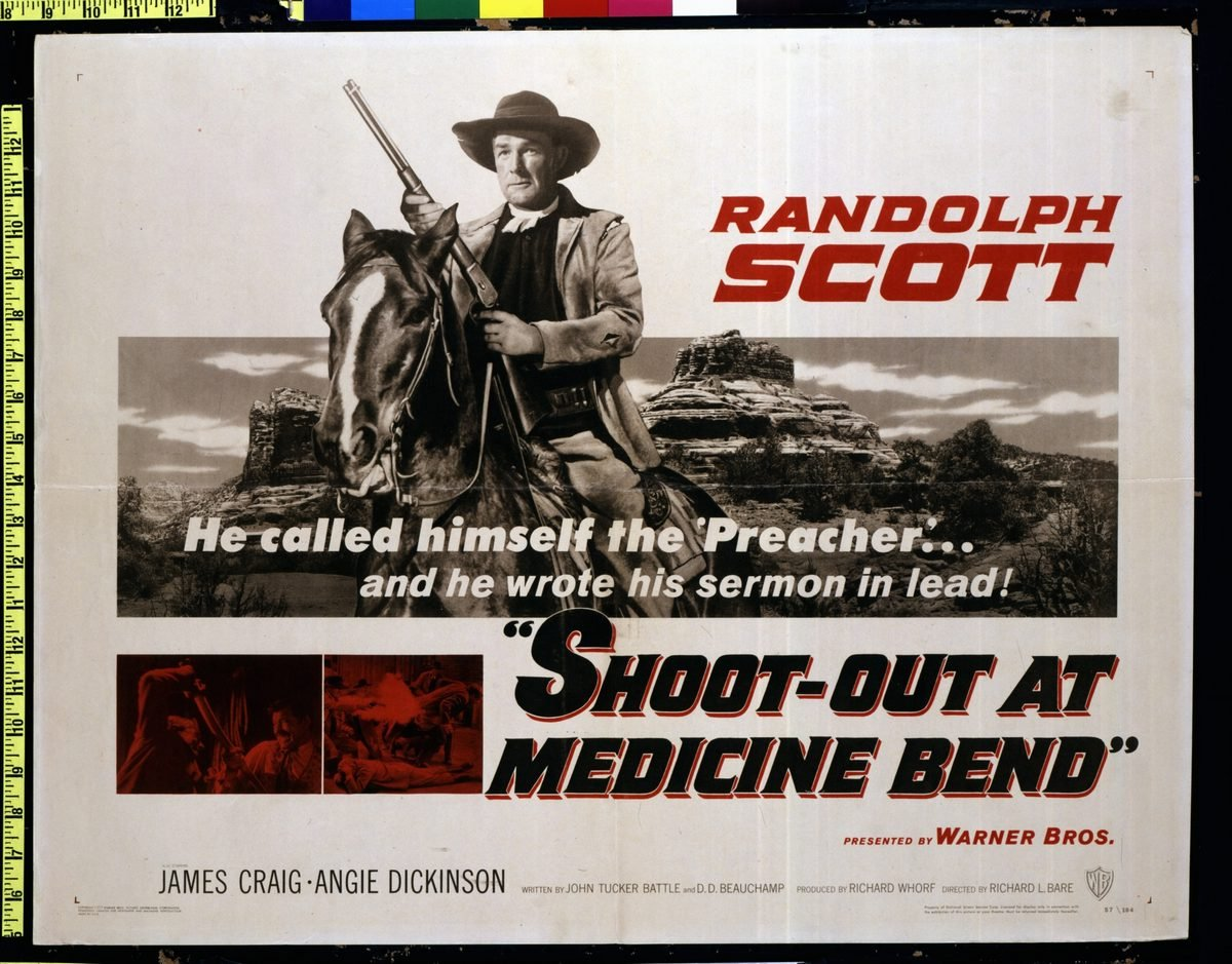 Image result for DANI CRAYNE IN SHOOTOUT AT MEDICINE BEND POSTER