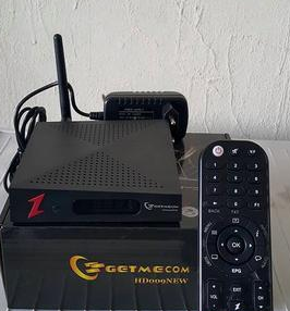 Receiver Getmecom HD009 New