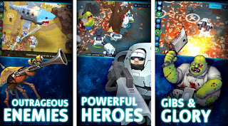 Free Download OTTTD Over The Top Tower Defense Apk+Obb