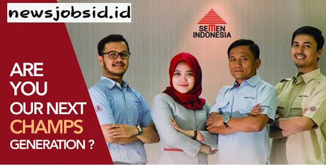 Lowongan Kerja PT Semen Indonesia (Persero) Management Trainee Juli 2017