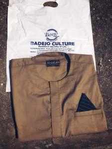 Badejo Culture wears
