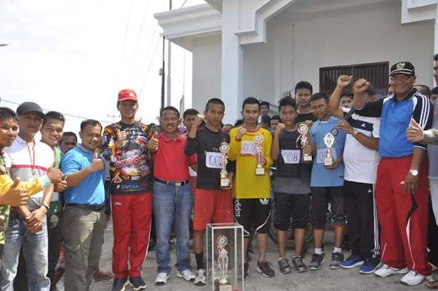Pariaman Marathon 10K Balai Nareh Berlangsung Meriah
