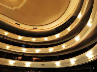 Camarotes do Teatro Independencia, Cidade de Mendoza
