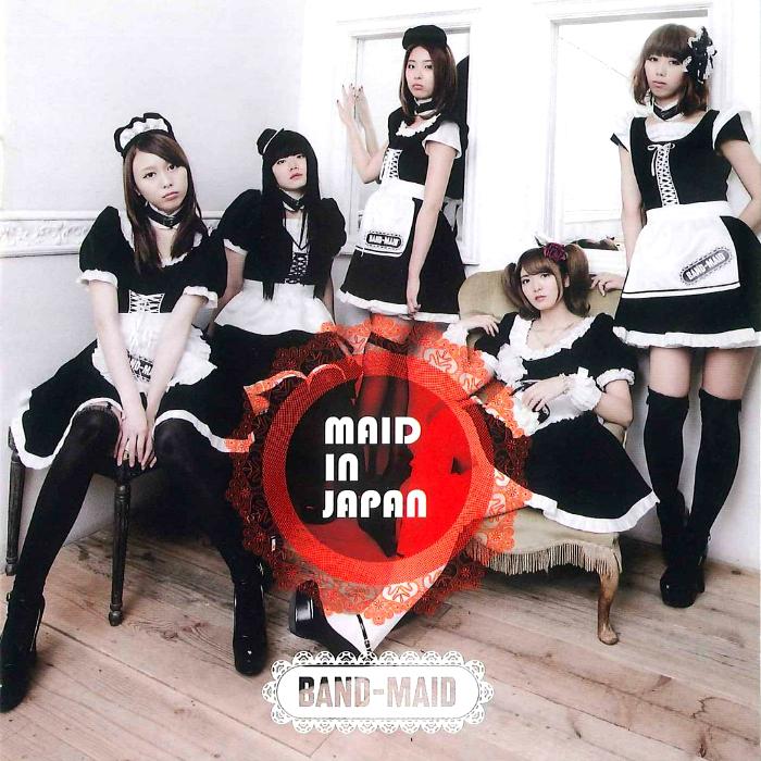 band maid discography