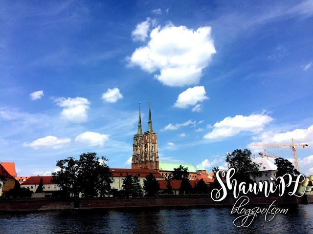 wroclaw katedra rzeka