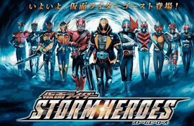 Download Kamen Rider Storm Heroes Android