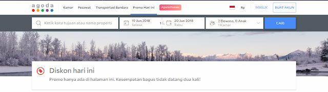 3 Afiliasi Untuk Menghasilkan Uang Lewat Travel Blogger agoda