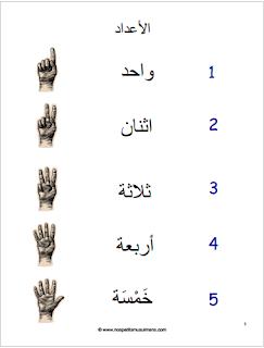 تعليم اللغة العربية للأطفال و المبتدئين