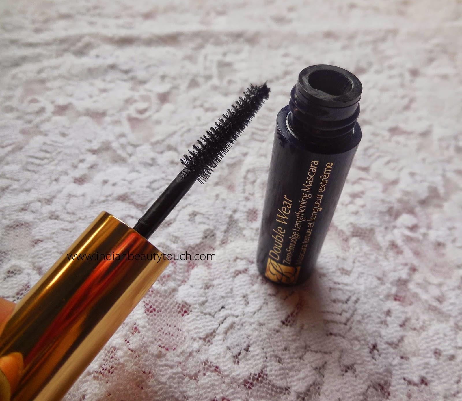 Estee Lauder Double Wear Zero Smudge Lengthening Mascara Review
