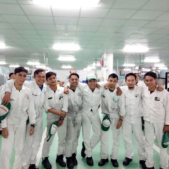 Info Loker Terbaru HPPM PT Honda Precision Parts Manufacturing Cikampek Karawang