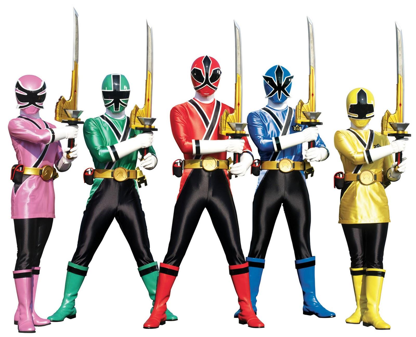 Encantador Rangers Imprimibles De Poder Para Colorear Molde ...