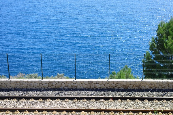 côte bleue randonnée sentier des douaniers