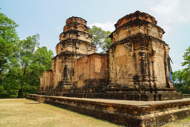 Prasat Kravan - Cambodge