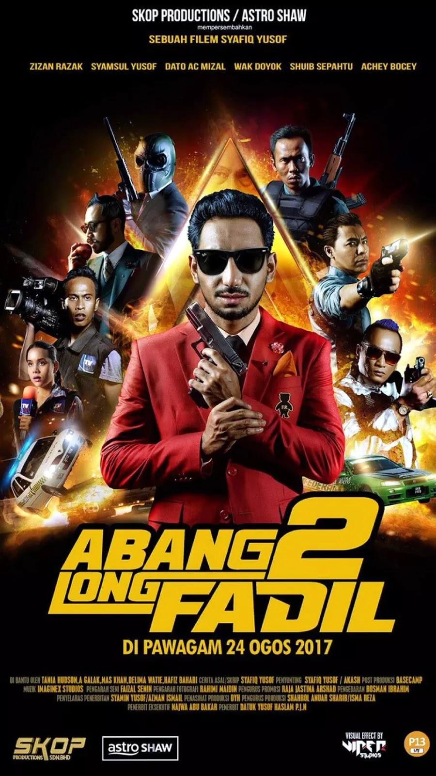 Tonton Abang Long Fadil 2 2017 Malay Full Movie Online Click Share Viral