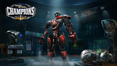 Real Steel Champions v1.0.316 Mod Apk + Data