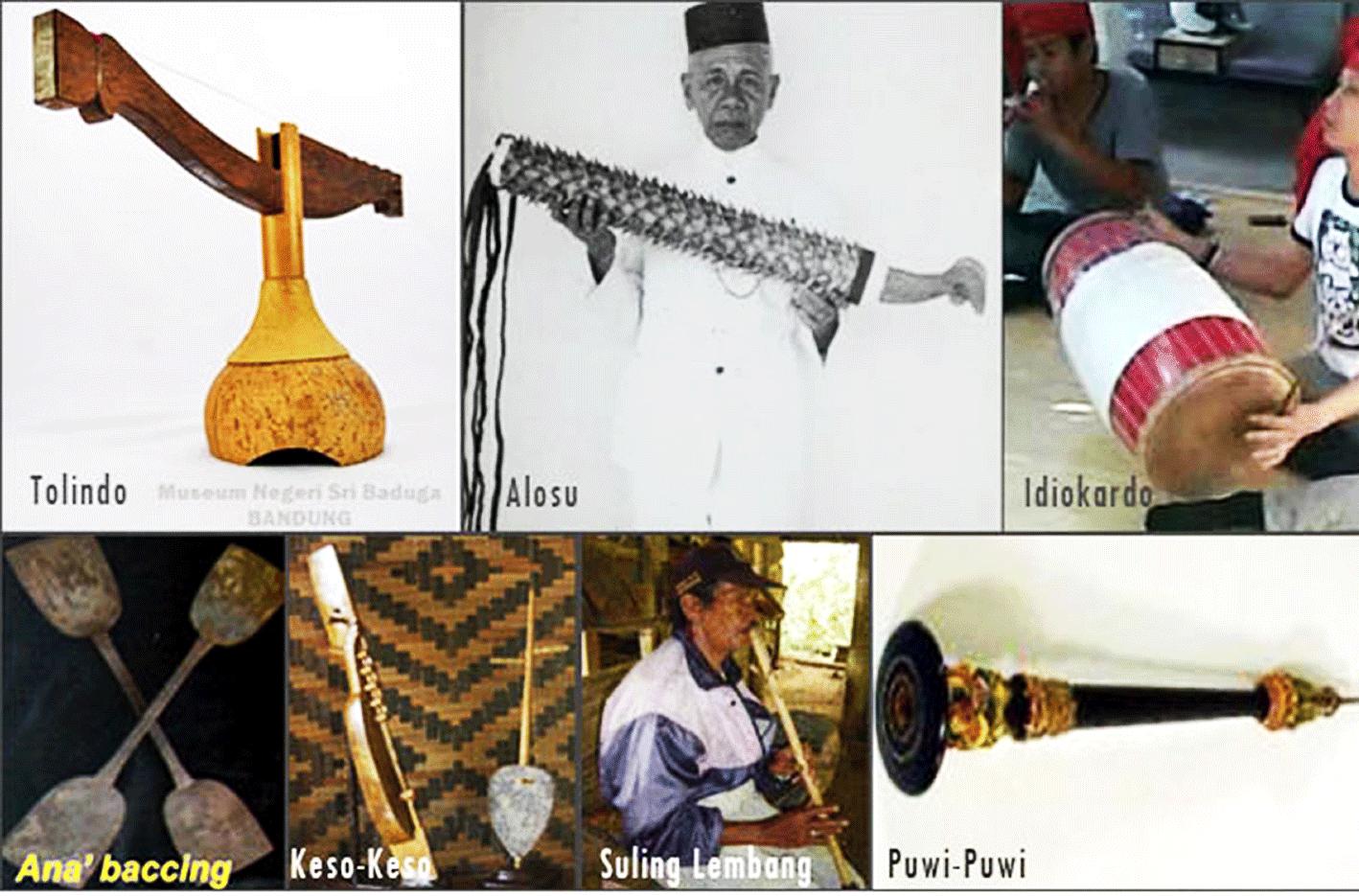 80+ Gambar Alat Musik Sulawesi Selatan Paling Hist