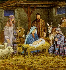 Learning English with Michelle: ESL Christmas: The Nativity Story