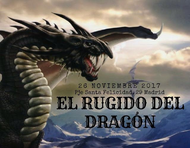 Rugido del dragón, cartel