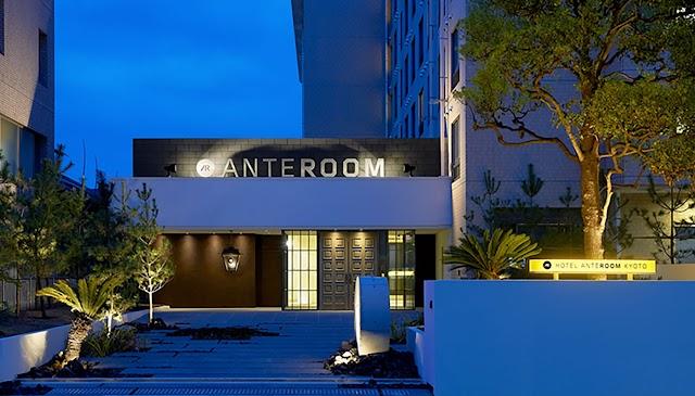【夢幻住宿】8大日本藝術家聯手設計 京都Hotel Anteroom Kyoto