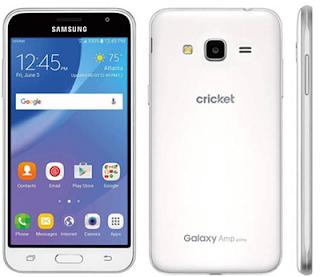 Harga Samsung Galaxy Amp Prime terbaru