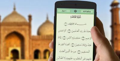 Aplikasi Membaca Al-Quran