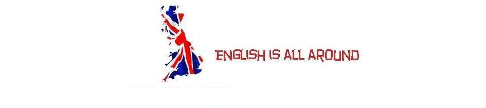 English is all around