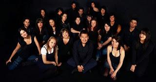 Concierto gratuito de coros en el Teatro Villa Mayor