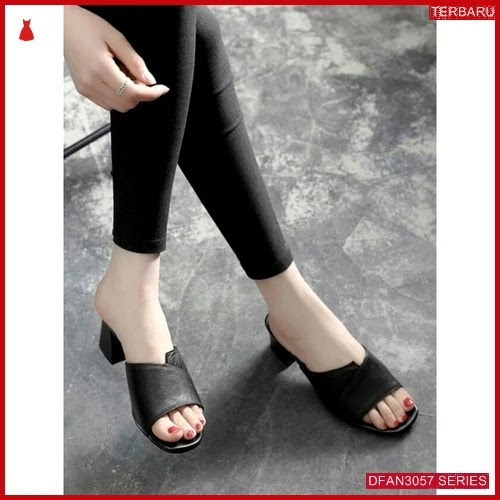 DFAN3057S99 Sepatu Sd02 Hak Tahu Wanita Sepatu Hak BMGShop