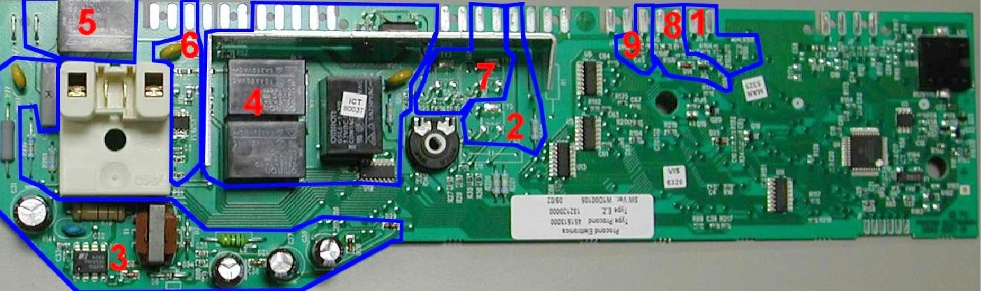 Lg washing machine circuit board tyres2c lg washing machine circuit board tyres2c asfbconference2016 Gallery