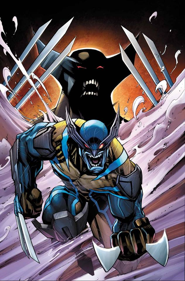Death of Wolverine - The Logan Legacy