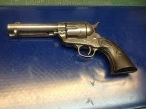 NEW 4/27/13! Here is the Colt referenced above that may have actually belonged to Orchard.