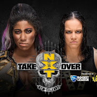 "NXT ""TakeOver: New Orleans"" Live Streaming Video"