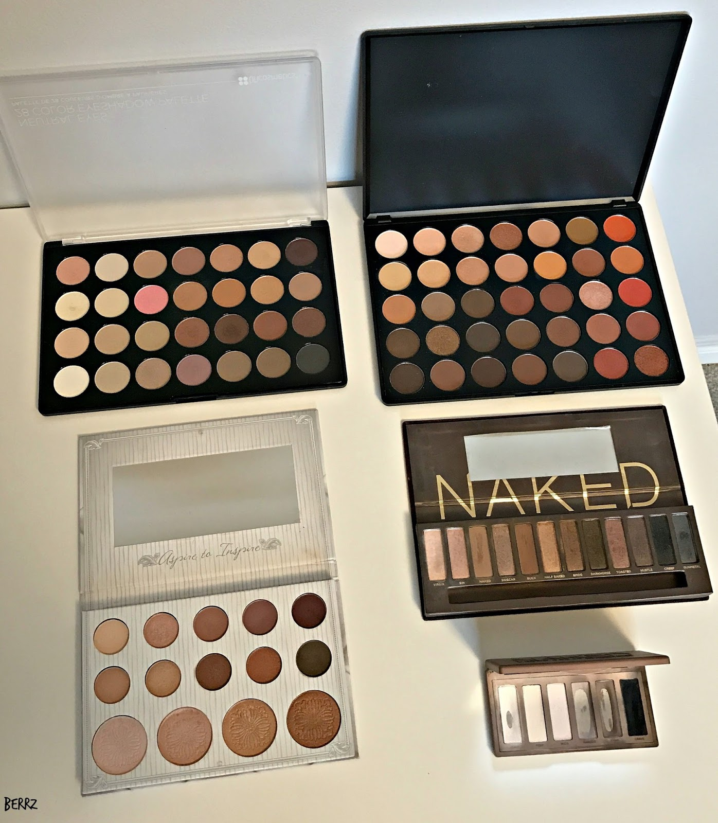 Eyeshadow Palettes That Will Make You Fall In Love   My
