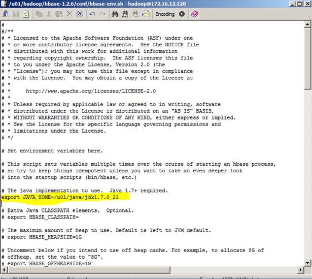 INSTALLATION DOCUMENTS BY RAVI: Installing HBase