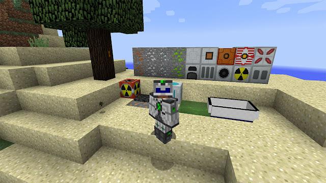 IndustrialCraft2 Mod 1.10.2