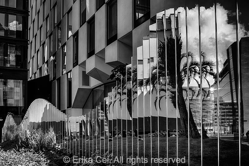 modern building, Dublin, Ireland