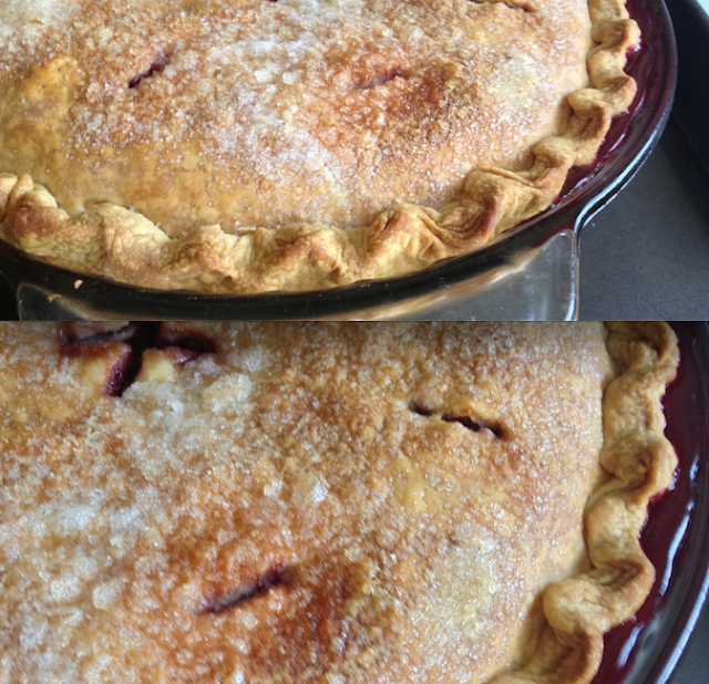Fort Lauderdale Personal Chef - Razzleberry Pie Recipe Recipe