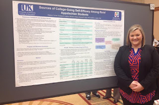 Master's student from Eastern Kentucky focused research on Appalachian stereotypes