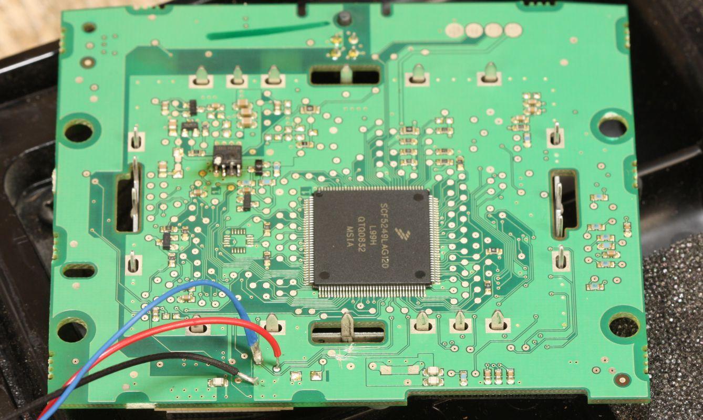 Iphone Audio Jack Diagram William Paul Resurrection Of A Bose Sounddock Ipod Dock