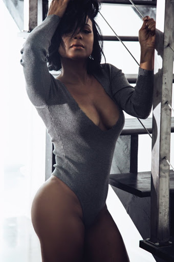 Christina Milian hot photo shoot for Maxim Magazine