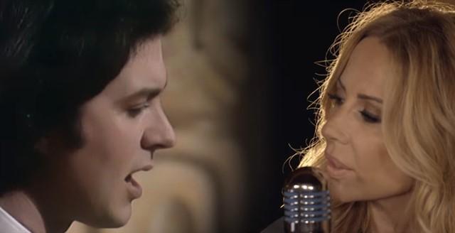 Camilo Sesto y Marta Sánchez - Perdóname (Versión Sinfónica)