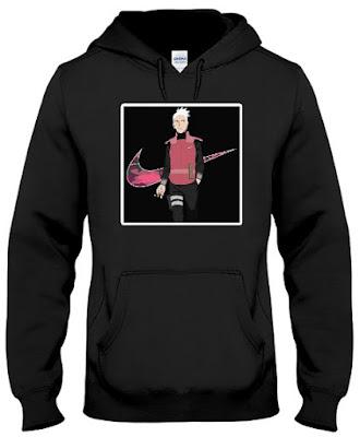 Naruto Shikamaru Nike Hoodie Sweatshirt
