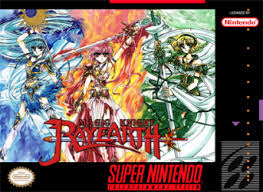 Magic Knight Rayearth (BR) [ SNES ]